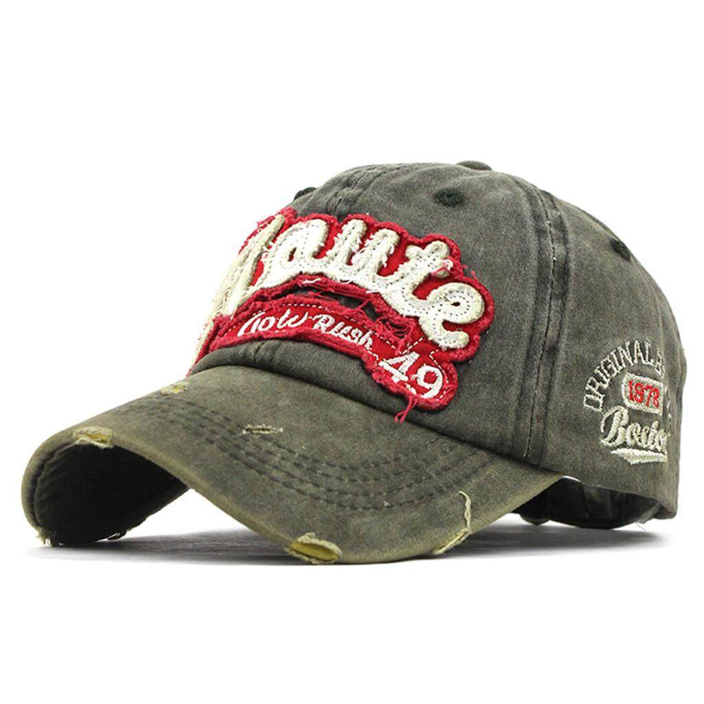 98bb0c3a612a1 Mobilone Unisex Outdoor Cotton High Quality Embroidered Unisex Baseball Caps  Adjustable