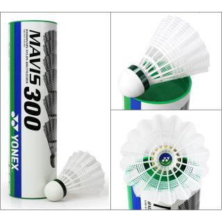 XspaceX Cầu lông chống nhựa Yonex Mavis 300 Chính hãng Yonex Shuttlecocks 6 chiếc thumbnail