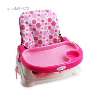 Đệm lót ghế ăn họa tiết chấm bi dành cho trẻ em (không bao gồm ghế) - INTL thumbnail