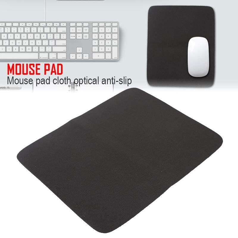 Durable Mouse Mat Cushion Home Office Computer Laptop Non-Slip Work Rubber Games Mouse Pad Protector Mat PC Design Malaysia