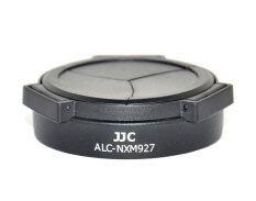 JJC ALC-NXM927 Nắp Đậy Ống Kính Tự Động Tự Động Giữ Cho Ống Kính Samsung NX-M 9-27Mm F3.5-5.6 ED OIS