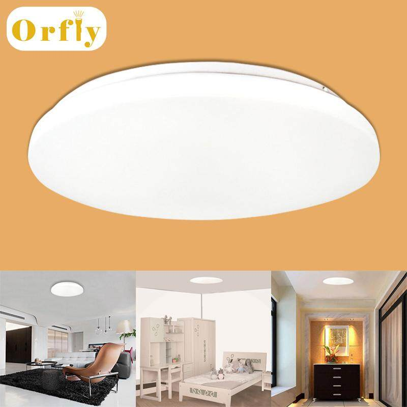 Orfly LED Downlight 12W 18W 24W Round Ceiling Lamp LED Bulb Bedroom Kitchen Indoor Spot Lighting