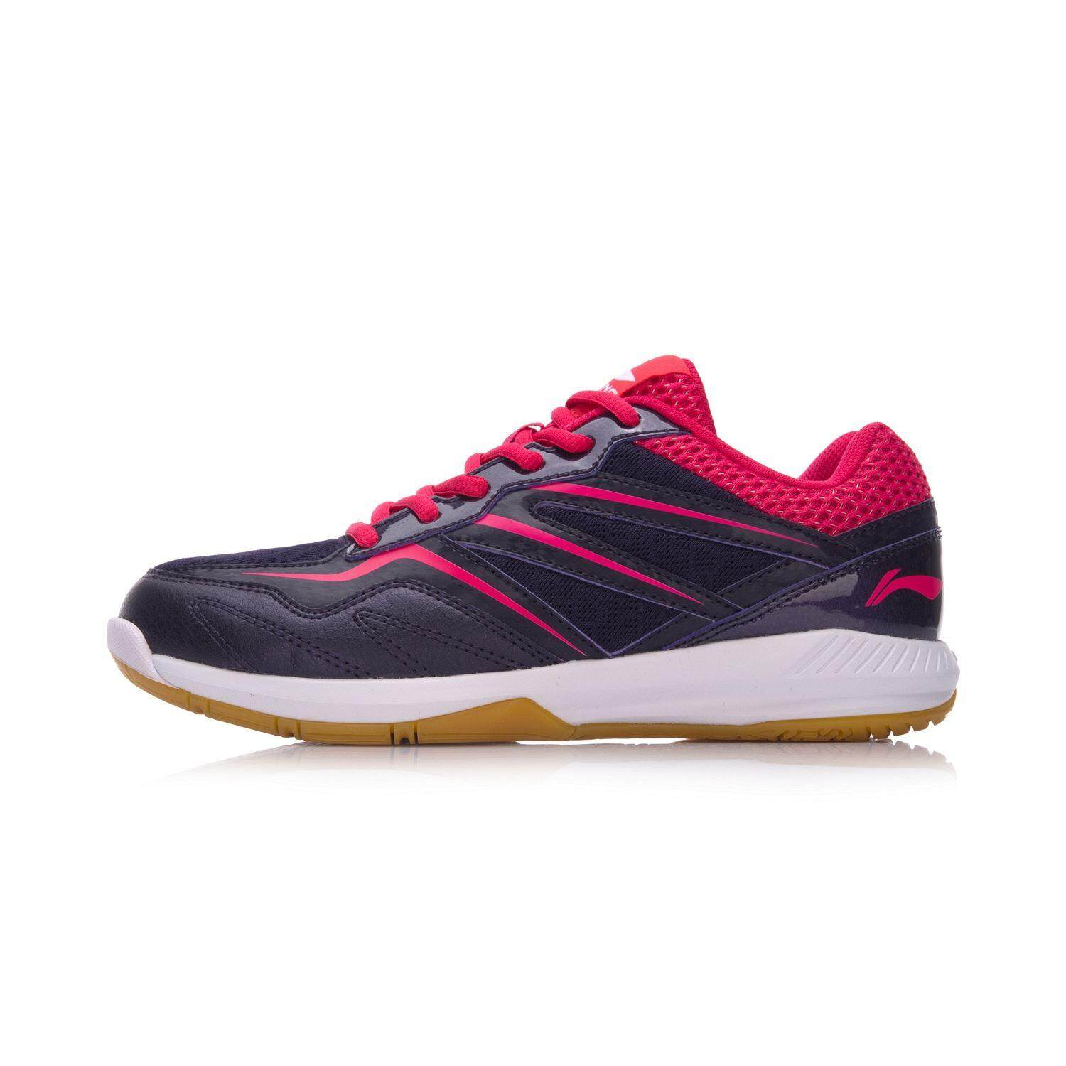 LINING Badminton Shoes Women s Shoes 2019 New Style Wear-Resistant  Anti-slip Low Top 4ec4510799