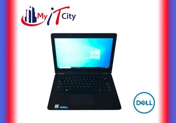 Dell Latitude E7270 Ultrabook - Core i5 (6th Gen) / 4GB RAM / 256GB SSD / Win 10 Pro / 6 Months Warranty (Refurbished) Malaysia