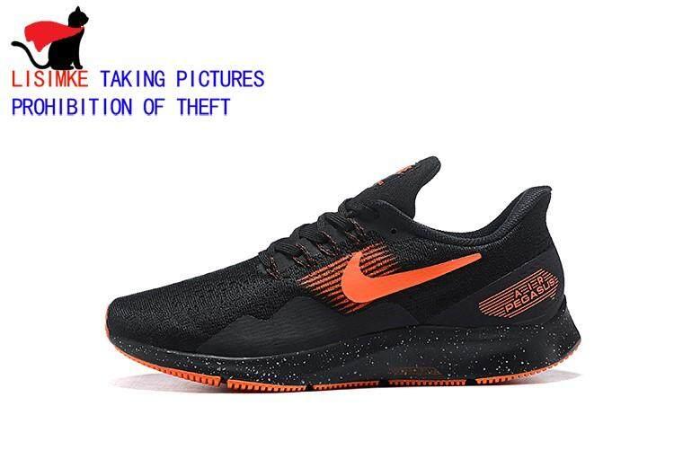 Nike_AIR_Flyknit 4% Pria Wanita X Zoom React_Vapor_Street Lab VAPORFLY_Fly SP Pegasus_35 Turbo Pria Melanggar 2 Terbang Berjalan Sepatu Kets Olahraga olahraga Lari Sepatu Kasual