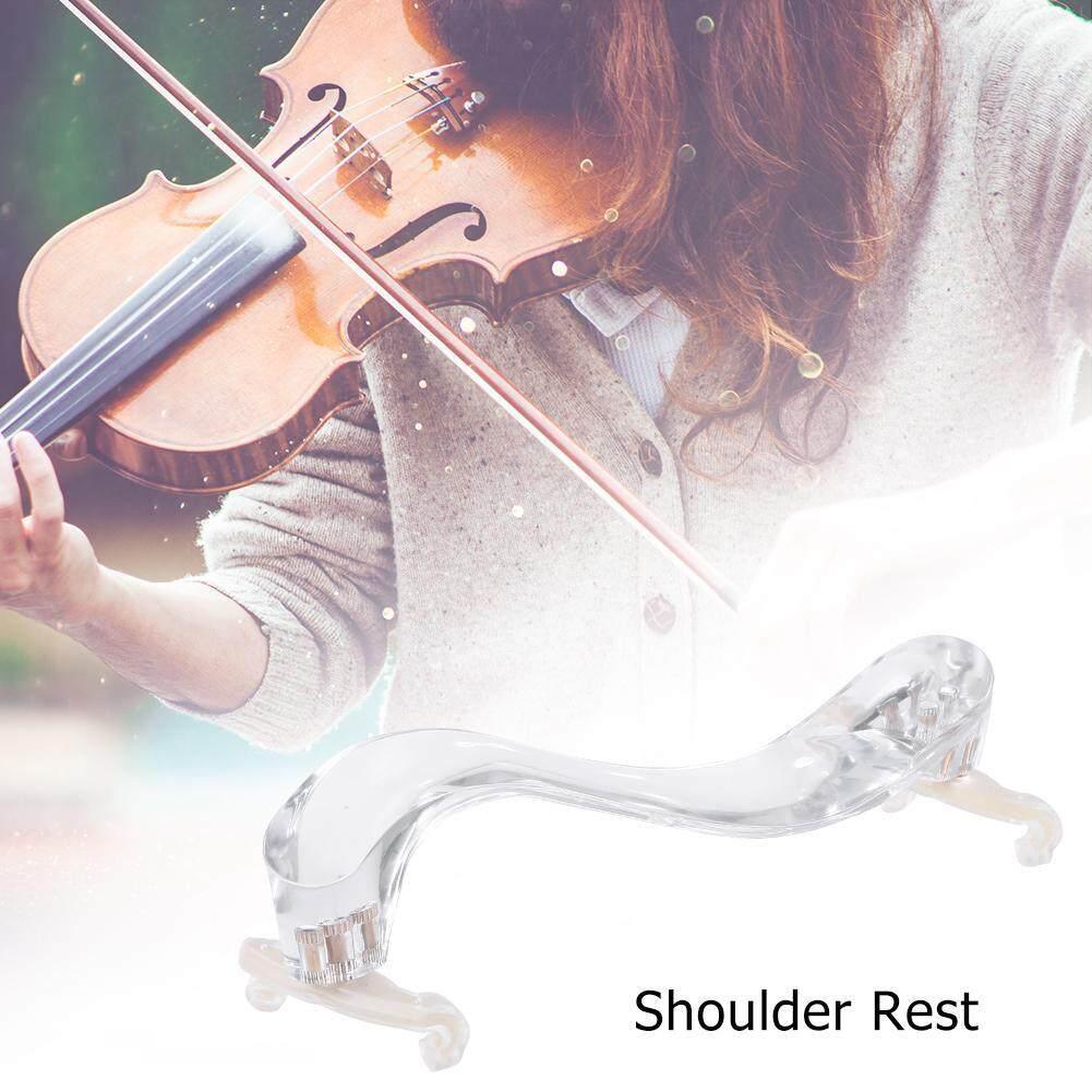 ﴾Dorothymohney﴿ Universal Violin Shoulder Rest Adjusting 4/4 3/4 Violin Shoulder Pad Holder