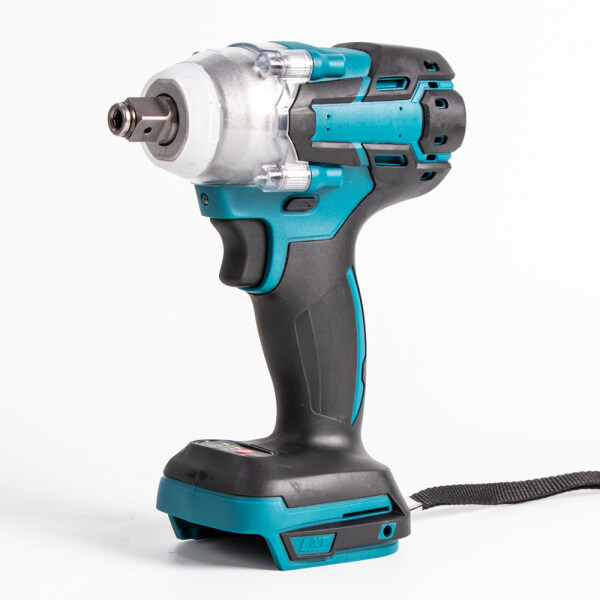 HILDA 450Nm High Torque Professional Cordless Impact Wrench Drill 1/2 inch (2020 New Design)(No battery)