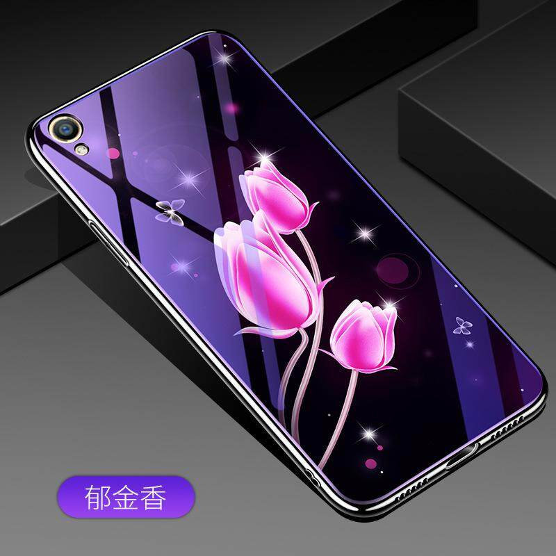 Fashion design Tempered glass phone Case For OPPO A1/3/39/5/