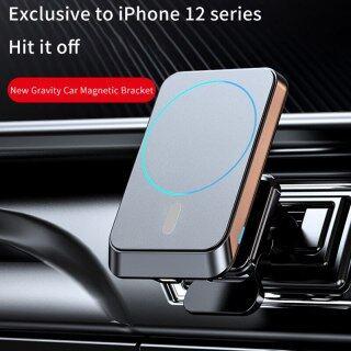 HOCE Đế Sạc Không Dây 15W Cho Magsafe Đế Sạc Cho iPhone 12 Mini 13 Pro Max Đế Sạc Không Dây Sạc Nhanh Từ Tính thumbnail