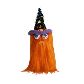 Búp Bê Vải Nhung Lông Halloween Búp Bê Lùn Không Mặt Trang Trí Họa Tiết Mềm Mại Trang Trí Thủ Công Cho Halloween thumbnail