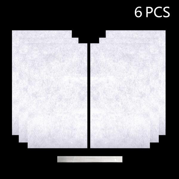 Bảng giá [Homestylish] Cho Sharp FZ-PF80K1 Máy Lọc Không Khí 6 Cái Pre Lọc Bông Chống Bụi + 10 Cái Dán