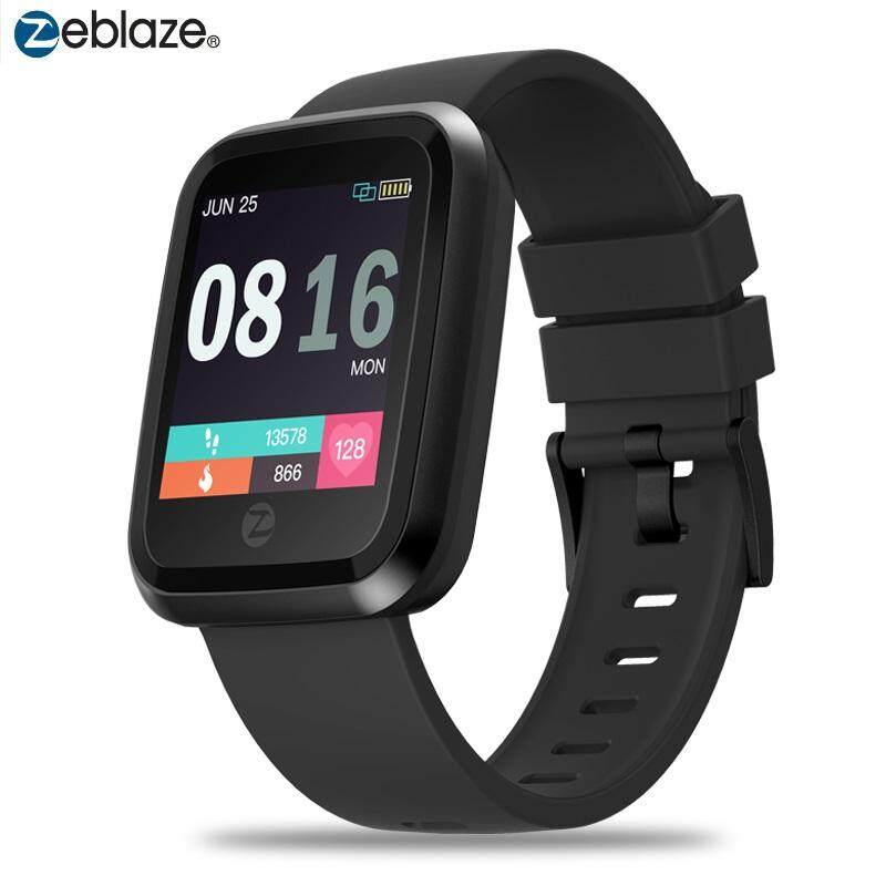 Baru Zeblaze Crystal 2 Cerdas IP67 Tahan Air Olahraga Wearable Perangkat Layar Warna Smartwatch untuk Android IOS