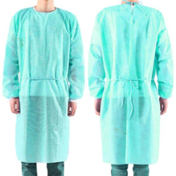 20pcs/lot Non-woven Security Protection Suit Disposable Isolation Gown