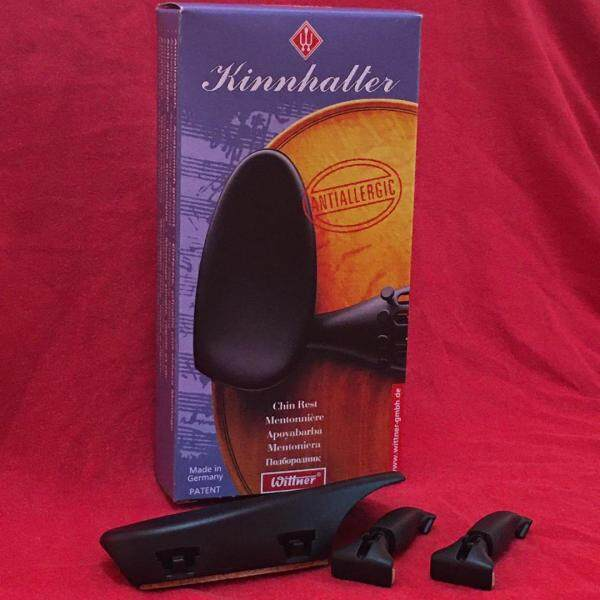 [Combo] Wittner Chin Rest and Wittner Tailpiece for Violin 4/4 - Ultra light high performance Malaysia