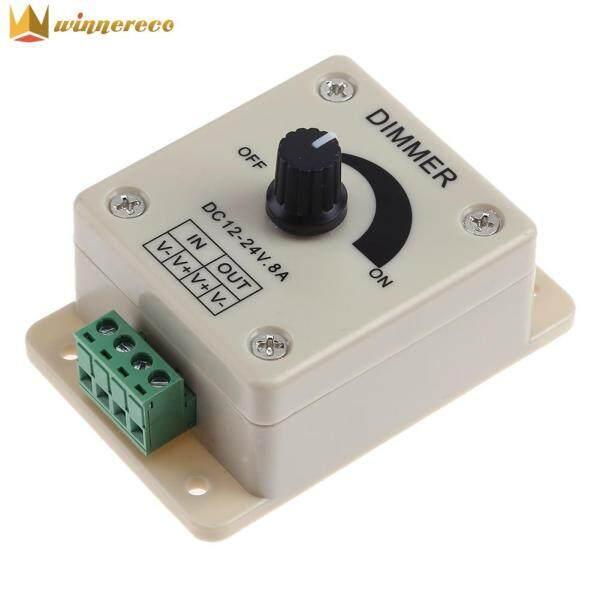 Bảng giá LED Dimmer Chuyển Đổi 12-24V 8A Có Thể Điều Chỉnh Độ Sáng Điều Khiển Màu Duy Nhất