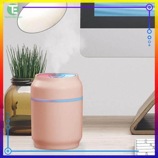 Electric Mini Car Air Humidifier LED Light Multipurpose Desktop Aroma Diffuser Mist Sprayer Singapore