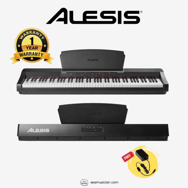 ALESIS PRESTIGE ARTIST 88KEYS DIGITAL PIANO WITH GRADED HAMMER ACTION KEYS Malaysia