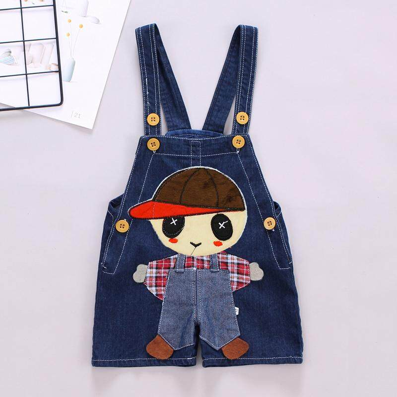 b71a69549 IENENS Summer 1PC Kids Baby Boys Clothes Clothing Short Trousers Toddler  Infant Boy Pants Denim Shorts
