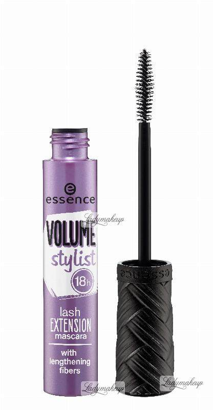 Kiss Beauty Volume Stylist 24H Lash Extension Masacara With Lengthening Fibers