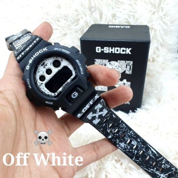 GSH0CK ☠️ Off White DW6900 LIMITED EDITION Malaysia