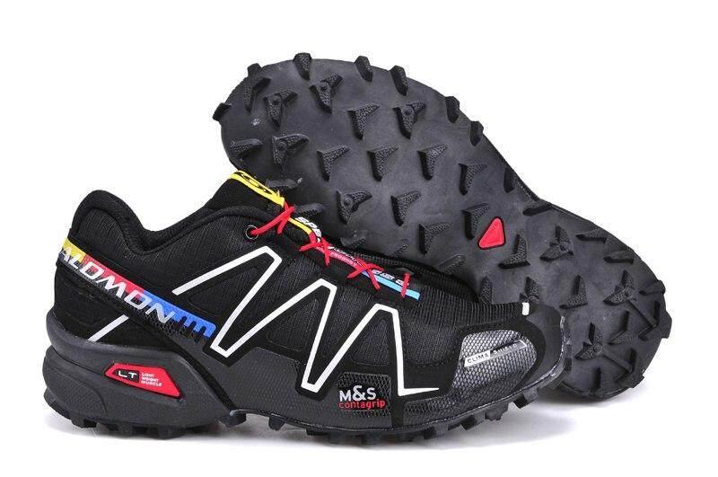 Solomon Cross 3 Cs Ultra - Light ตาข่ายรองเท้าผู้ชายรองเท้ากีฬาเทรนเนอร์กีฬาผู้หญิงรองเท้าผ้าใบกลางแจ้ง Eur 36-41 By Nnxiang.