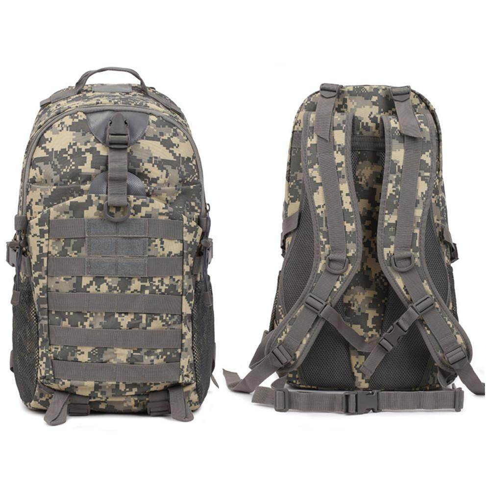 Jy Travel Hiking Bags 55l Outdoor Camping Tactical Backpack Large Size Waterproof By Jerrbry.