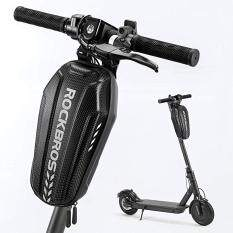 ROCKBROS Hard Shell EVA Front Frame Tube Bike Bag Waterproof Mtb Bag Road Folding Saddle Multifunctional Bag Large Capacity Bicycle Accessories