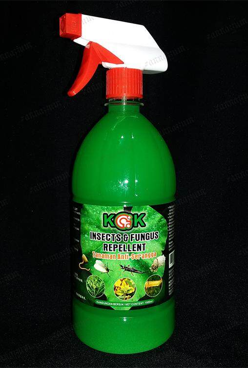 KCK Insects and Fungus Repellent