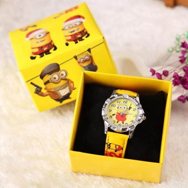 ASE Kids/Childrens Sport Casual Watches Cartoon Quartz Watches Kids Boys Girls Malaysia