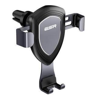 [Hàng quốc tế Lưu ý thời gian giao hàng dự kiến]ESR Car Phone Holder Gravity Air Vent Car Mount for Smartphones GPS iPhone 11 Pro Max Xs Max 8 7 6s 6 Plus 5s SE 5 Samsung Note 10 10+ S9 s10 Plus Google Pixel LG Nexus thumbnail