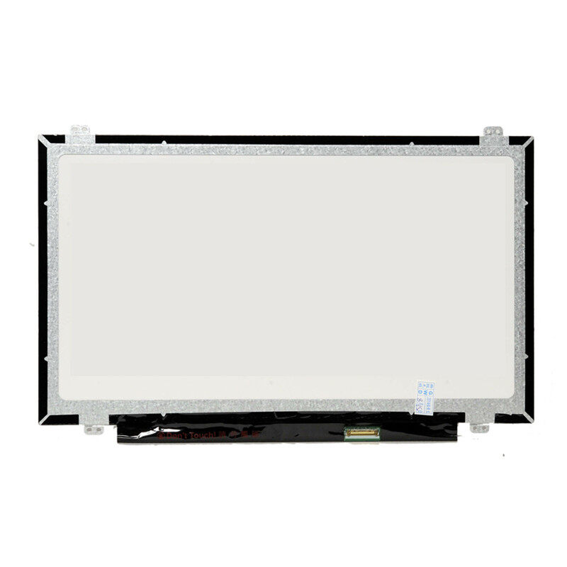 Brand New 14 Inch Led Lcd Slim Type 30 Pin 1366x768 Hd For Laptop Screen Replacement Ltn140at31 N140bge-E33 N140bge-E43 N140bge-Eb3 Ea3 Ea2 Hb140wx1-301 401 Acer Sony Msi Asus Dell Hp Compaq Lenovo.