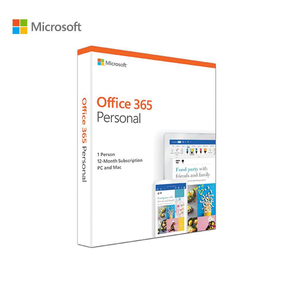 Microsoft Office 365 Personal 2019 By Microsoft Official Store.