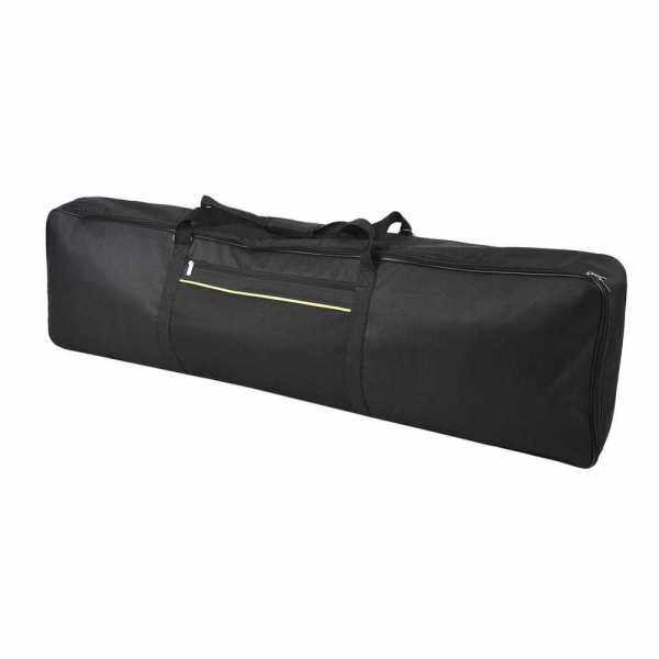 ammoon 88-Key Keyboard Carry Bag Electric Piano Padded Case Gig Bag Zippered Closure with Top Handle (Bag Webbing Color Random Delivery ) (Standard) Malaysia