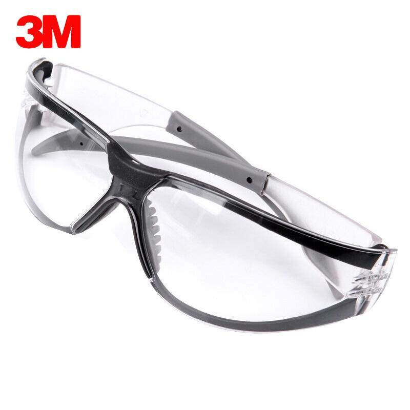 3M 11394 Safety Glasses Goggles Anti-Fog Anti-UV Windproof Anti Dust Resistant Transparent Glasses Protection Working eyewear