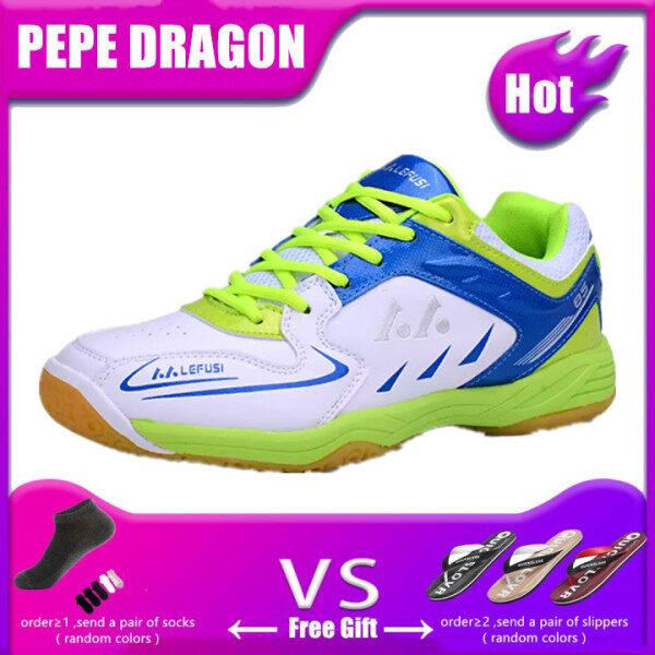 Giày Cầu Lông Chuyên Nghiệp Mới Giày Tennis Thời Trang Giày Bóng Chuyền Thoải Mái