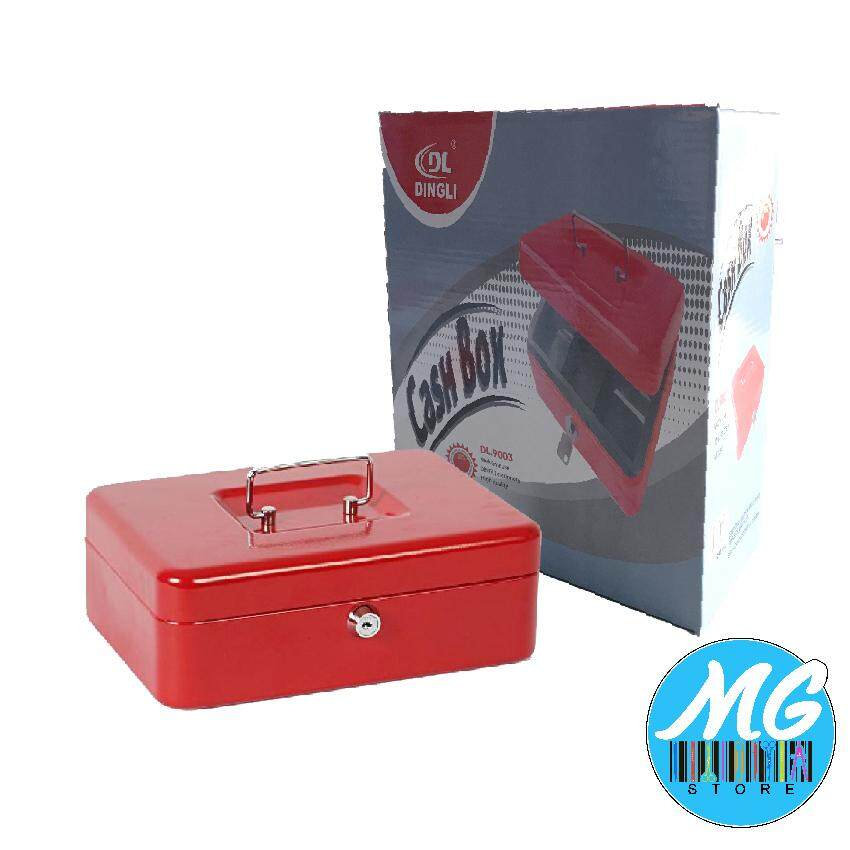 DingLi DL9003 10 Cash Box ( Random Colour )