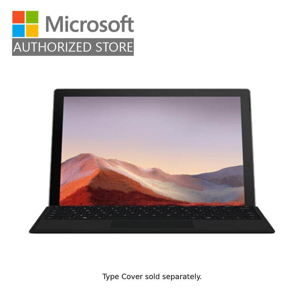 [PRE-ORDER] Microsoft Surface Pro 7 - Black (i5-1035G4/Intel® Iris™ Plus Graphics/8GB/256GB/12.3-inch/Windows 10) [ETA: 9 Dec] Malaysia