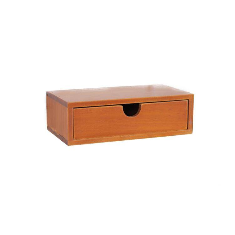 Floating Shelf Vintage Drawer Wooden Creative Cosmetics Jewelry Storage Cabinet for Home Bedroom