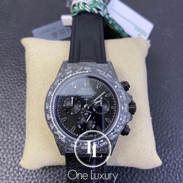 [ONE LUXURY] COSMOGRAPH DAYT0NA NTPT CARBON LIMITED EDITION BY DiW Malaysia