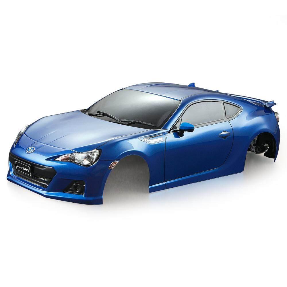 Killerbody Mobil Kendali Jarak Jauh Tubuh SHELL KIT Rangka untuk Subaru BRZ 1/10 Listrik Ban Mobil Wisata RC Balap Diy Parts