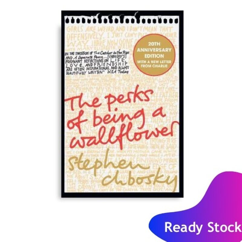 The Perks of Being a Wallflower : 20th Anniversary Edition By Stephen Chbosky Malaysia