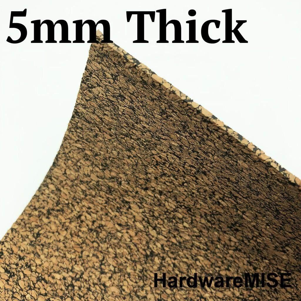 Rubberised Cork Sheet 5mm Thick Malaysia Ready Stock