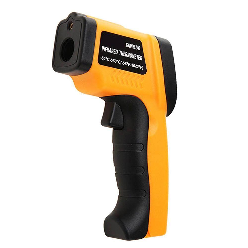 [Sẵn sàng][COD][Giao hàng miễn phí cho 3 mặt hàng]GM550-50 ~ 550 ℃ Kỹ Thuật Số Hồng Ngoại Nhiệt Kế Pyrometer Bể Cá Laser