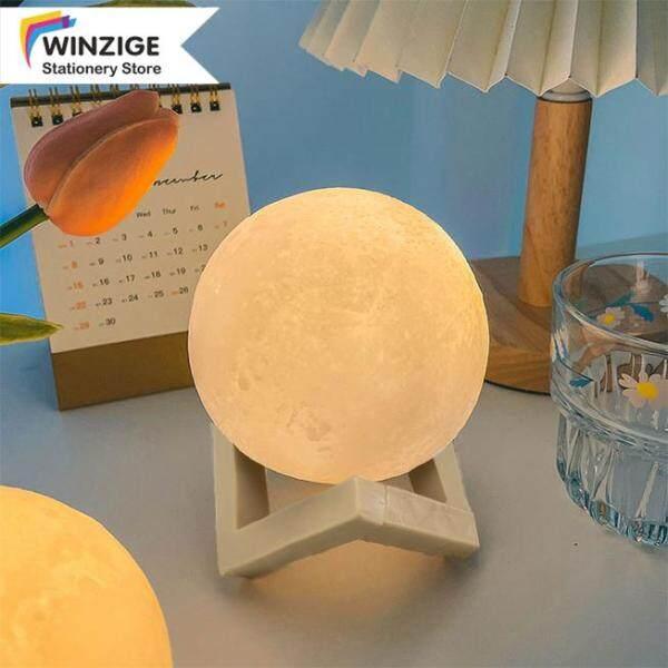 Winzige Đèn Ngủ Mini Ins Đèn Bàn Dễ Thương Đèn Trăng Ấm Áp Ngủ Cạnh Giường Đạo Cụ Chụp Ảnh Quà Tặng Cảm Ơn Trang Trí Bàn Làm Việc Tại Nhà Thẩm Mỹ