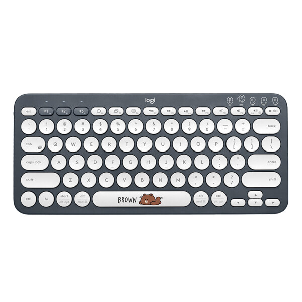 K380 Multi-Device Wireless Bluetooth Keyboard LINE FRIENDS Version Singapore