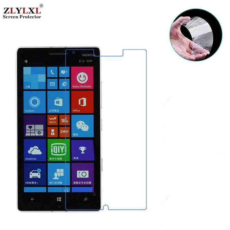 2 Pcs for Nokia Lumia 930 tempered Glass glossy guard screen protector