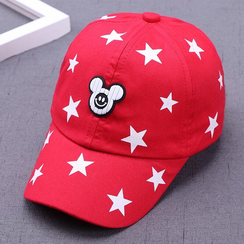 Printed Boys Girls Hats Kids Sun Caps Accessories Baby Hat Baseball Cap