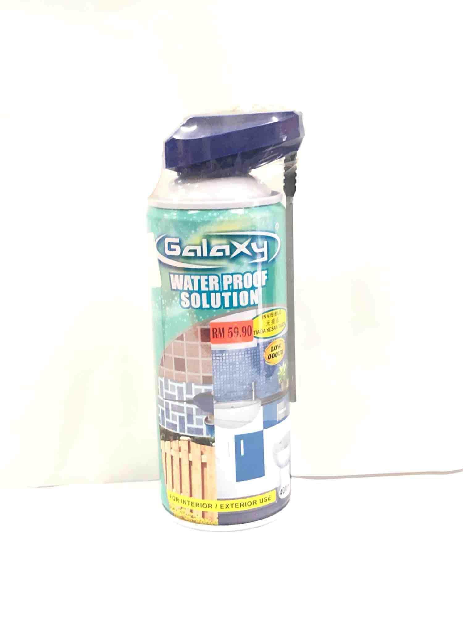 400ml Galaxy INTERIOR or EXTERIOR Spray waterproof Solution