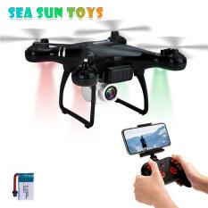 Máy Bay Không Người Lái Điều Khiển Từ Xa SEA & SUN Mới Với Máy Ảnh, Chụp Ảnh Trên Không Góc Rộng 4K WIFI Đồ Chơi Bốn Trục Siêu Bền 25 Phút(Có một loại pin riêng được bán trong các tùy chọn)
