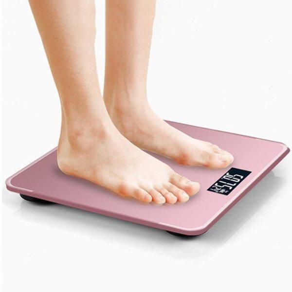 Bảng giá Màn Hình LCD Chỉ Số Cơ Thể Điện Tử Thông Minh Cân Trọng Lượng 180Kg Cơ Thể Phòng Tắm Axunge Quy Mô BMI Cân Kỹ Thuật Số Cân Đo Trọng Lượng Của Con Người Sàn